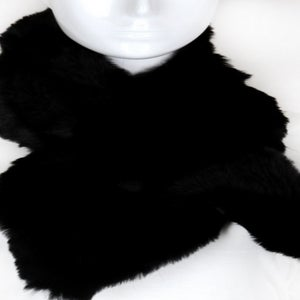 Image of Fur scarf