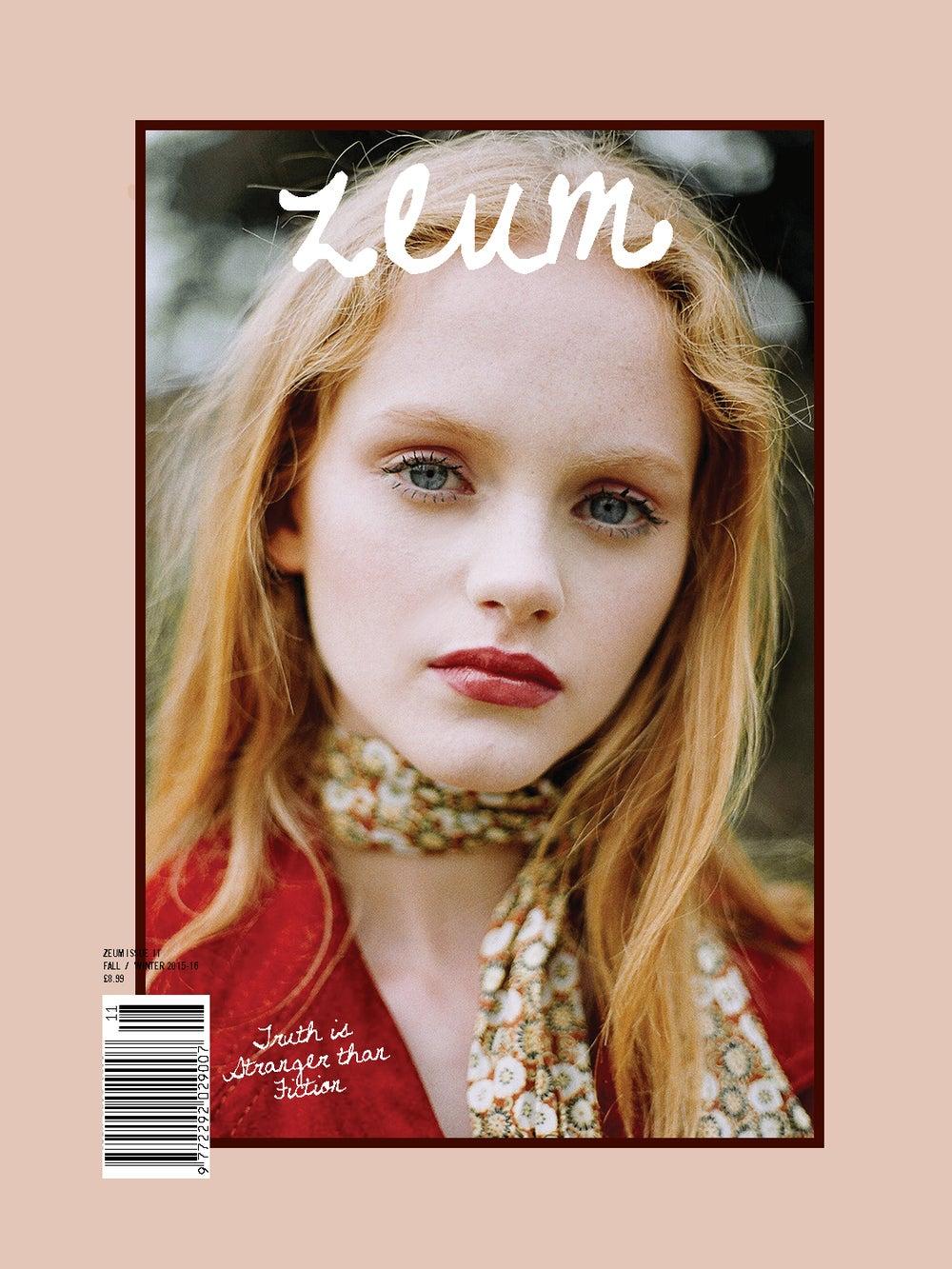 Image of Zeum issue 11 (DIGITAL DOWNLOAD)