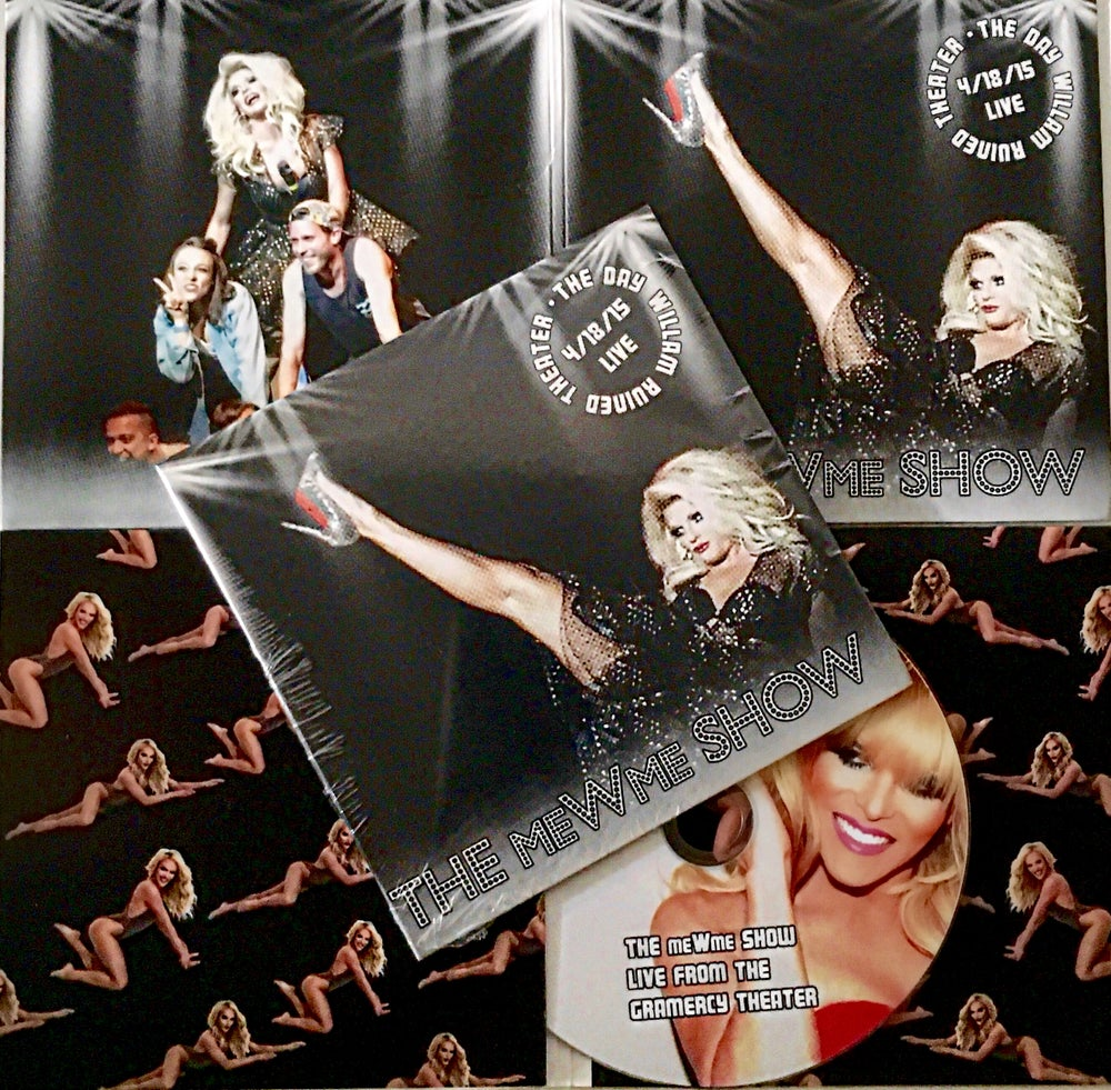 Image of meWme Show DVD