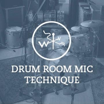 Image of The Weathervane Room Mic Technique