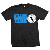 "Image of KILLING TIME ""Logo Clock"" T-Shirt"
