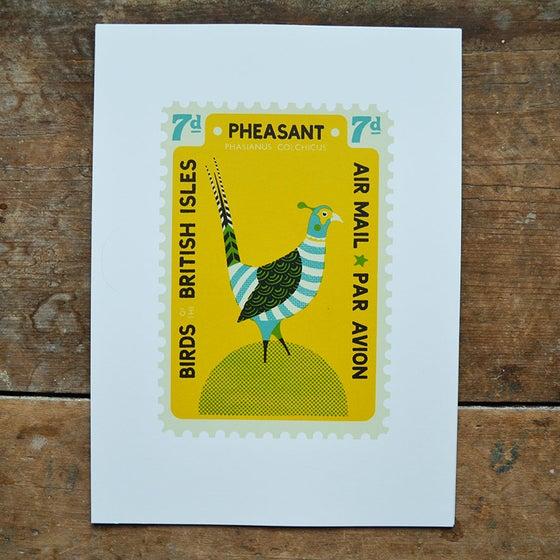 Image of Pheasant Stamp