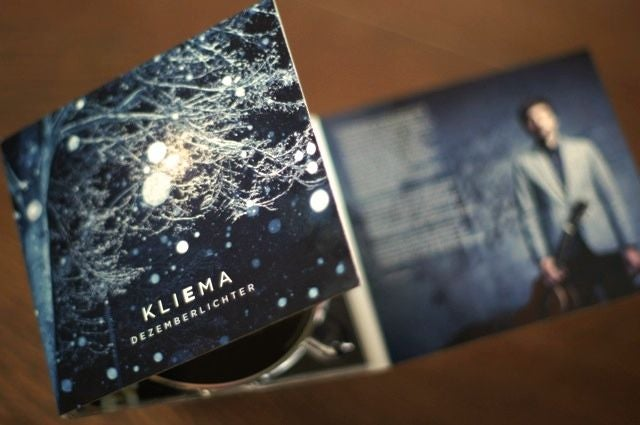 """Image of KLIEMA """"Dezemberlichter"""" (Audio CD) - Hier klicken & """"BUY NOW""""!"""