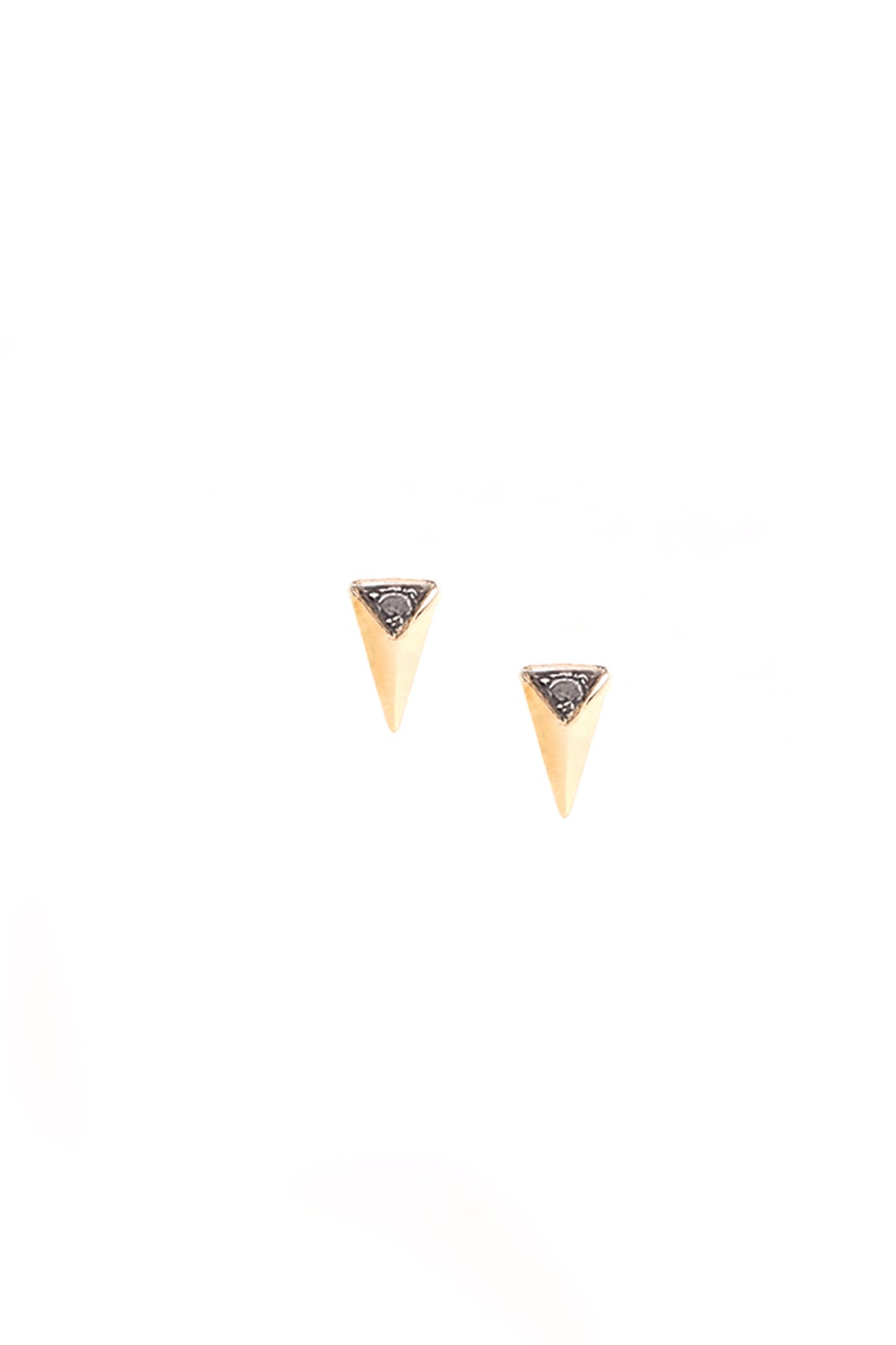 Image of BLACK DIAMOND SABER STUDS