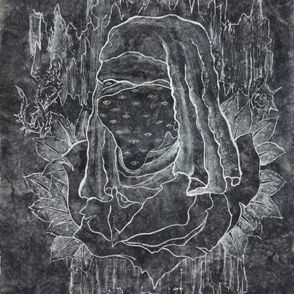 Image of Ed Hardy: Sister Yewsy Print