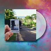 "Image of Leave You Behind 8"" Record"