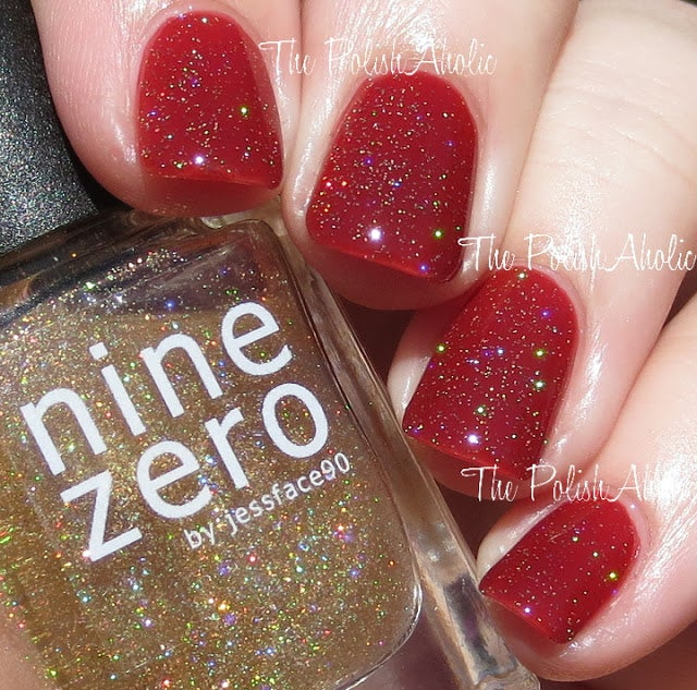 Image of Sparkle All The Things!! (Gold) - Top Coat