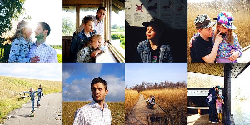 Image of Gavekort til Familie-shoot