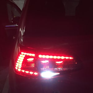 Image of New Reverse LEDs For your Euro Tails Fits: MKVII 2015 Volkswagen GTI / Golf