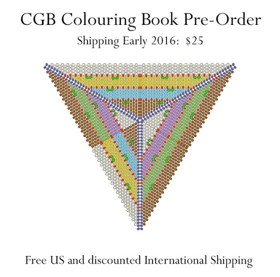 Image of Pre-Order for CGB Colouring Book