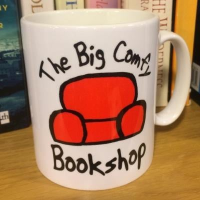 Image of Big Comfy Bookshop Mug