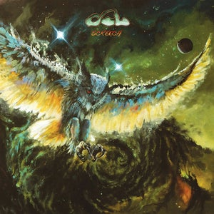 "Image of Owl: Screech Gatefold 12"" LP"