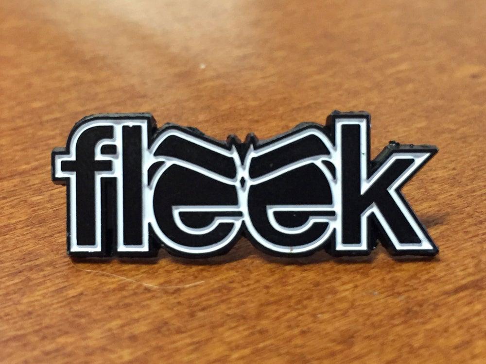 Image of Eyebrows on Fleek Pin