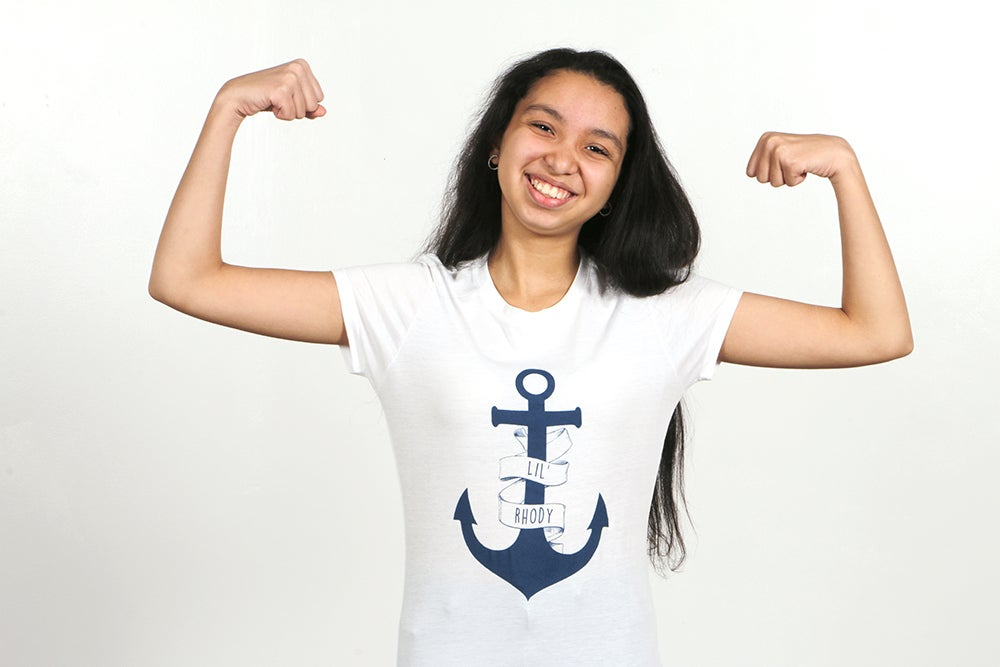 Image of Anchor Tee (Women's)