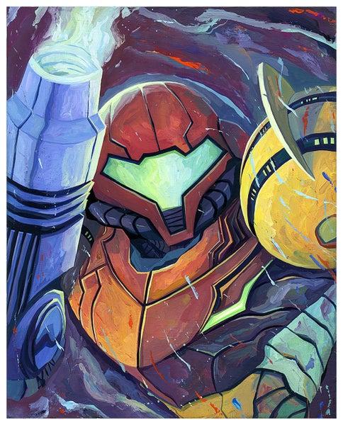 Image of Metroid Blast
