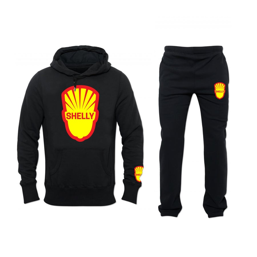 Image of SHELLY SHELL TRACKSUIT