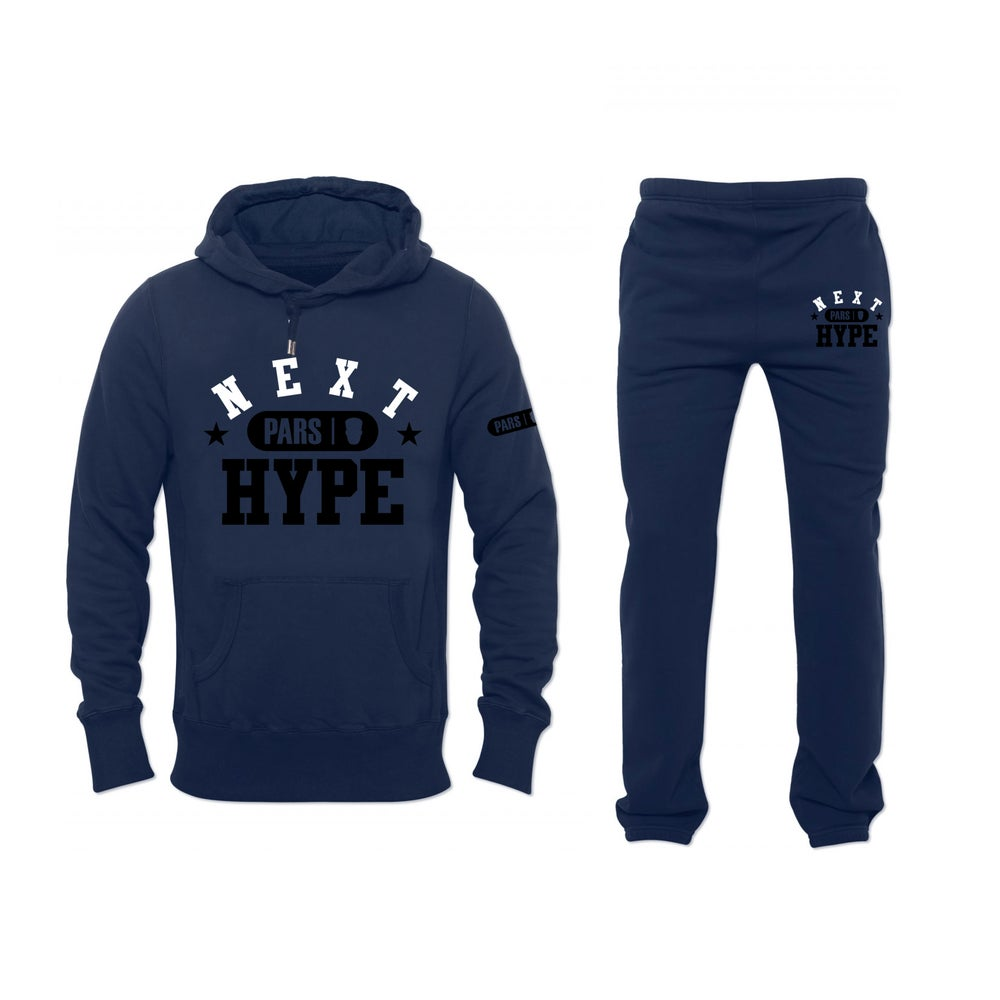 Image of NEXT HYPE ATHLETIC TRACKSUIT
