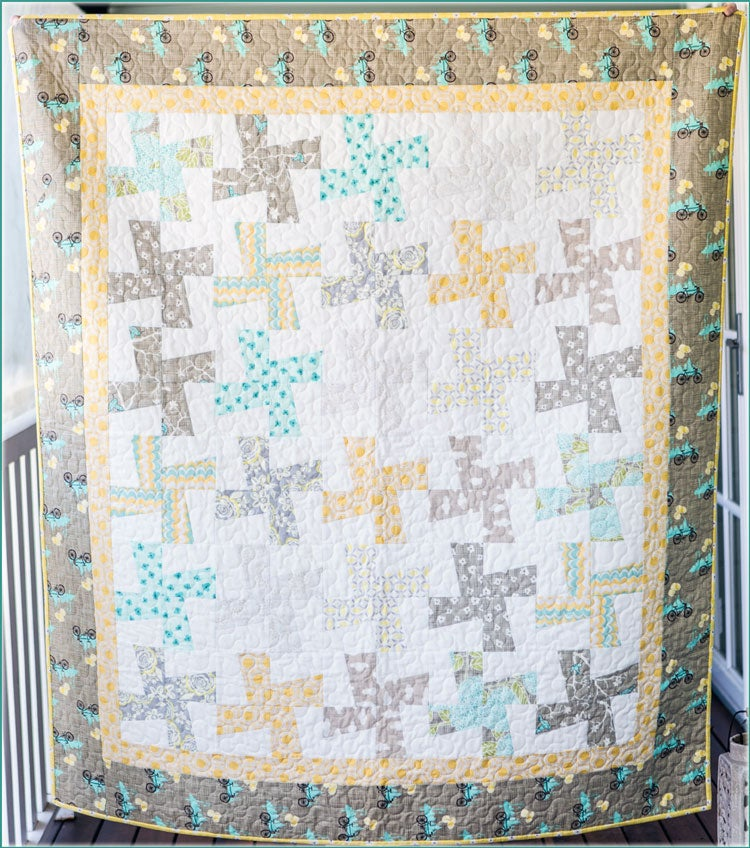Image of Ride with Me Quilt
