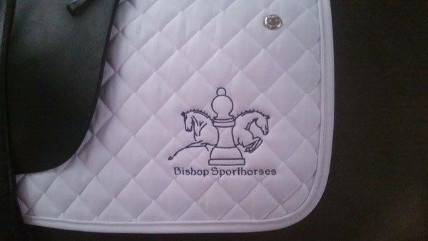 Image of Bishop Sporthorses Dressage Pad