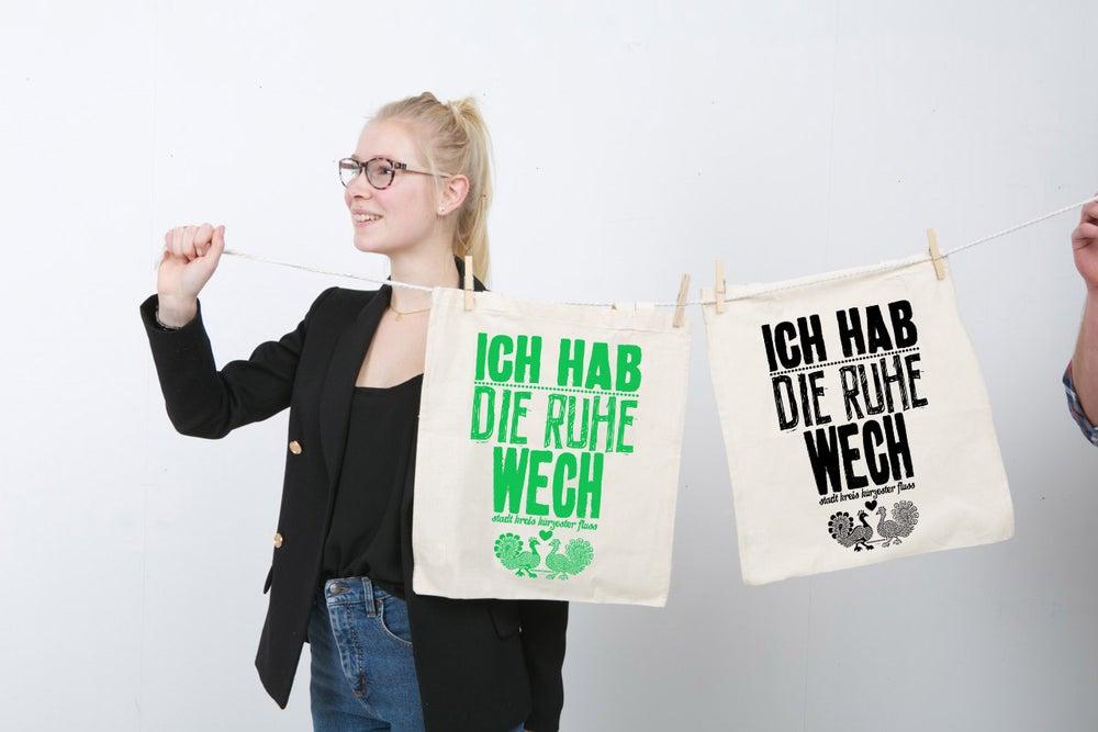 """Image of """"Ich hab die Ruhe wech!"""" - DER Beutel aus der WDR Sendung Wunderschön mit Tamina Kallert"""