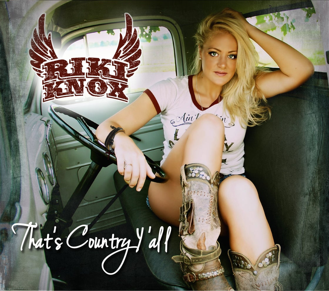 Image of That's Country Ya'll-CD