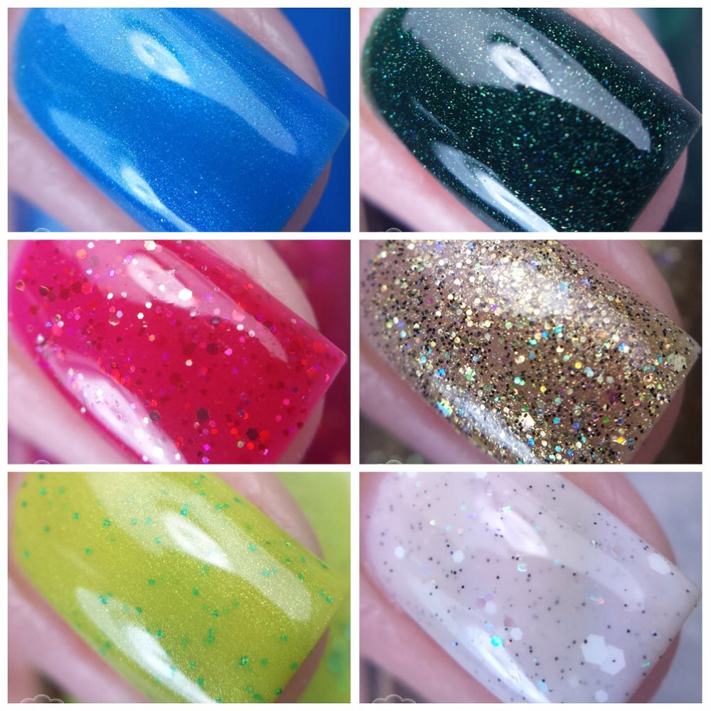 Image of Holiday Glitz & Shine Collection
