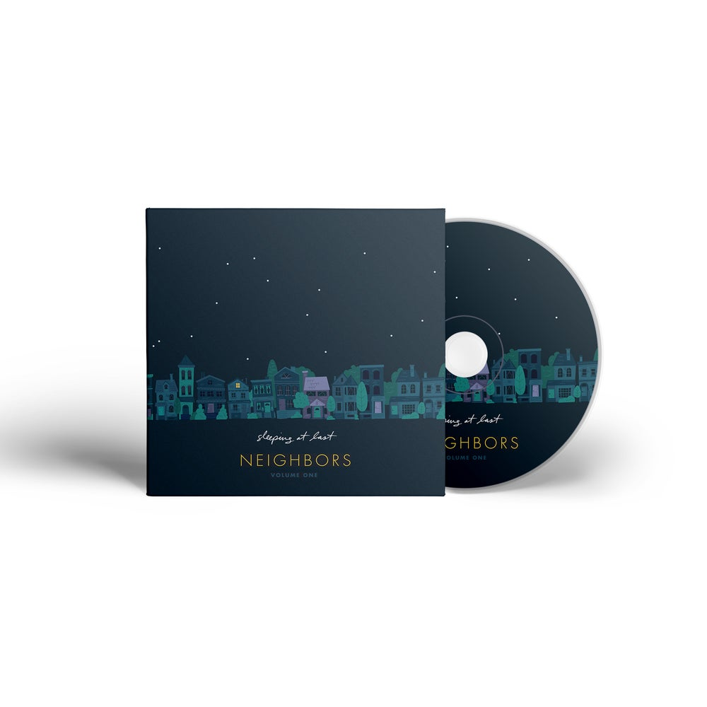 Image of Neighbors, Vol. 1 - CD