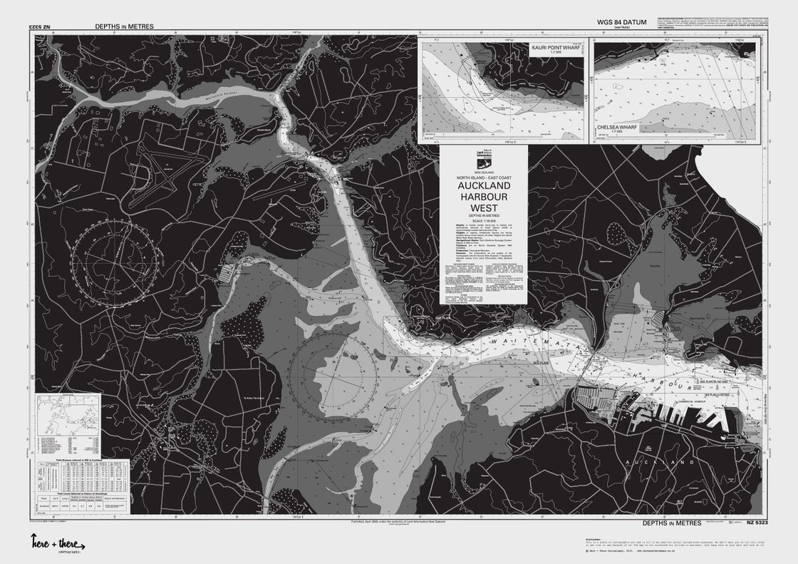Image of Auckland Harbour West - Silver Fox