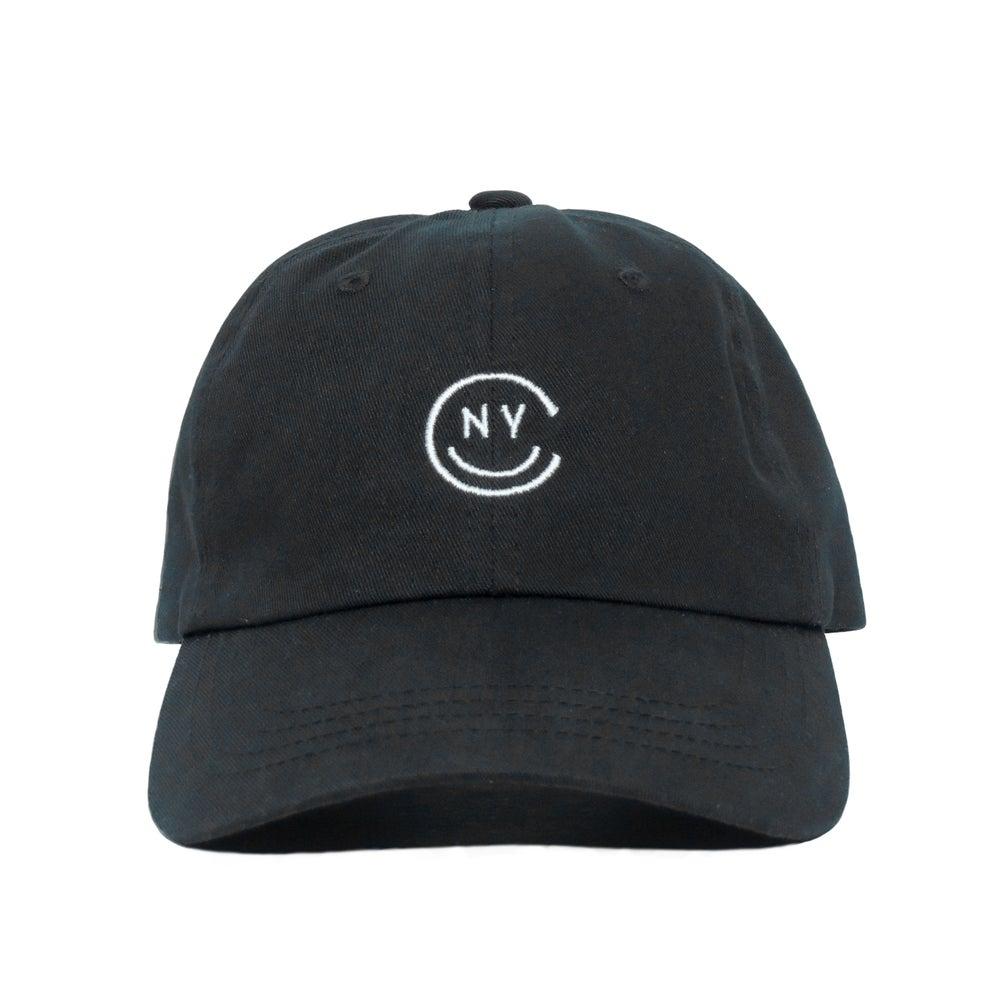 Image of NYC Smile Cap - Black