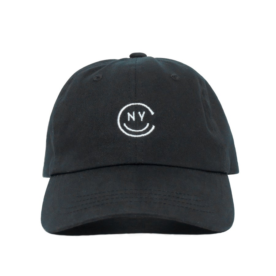 Image of NYC Smile Cap - Black