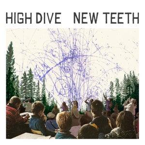 Image of High Dive - New Teeth LP GREEN or PURPLE Vinyl