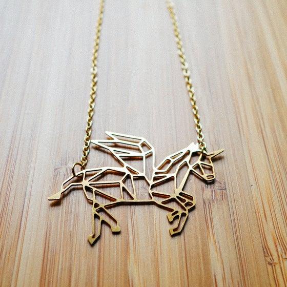 Image of The Unicorn