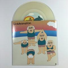 "Sick Animation / DJ DouggPound split 7"" - Sick Animation Shop"