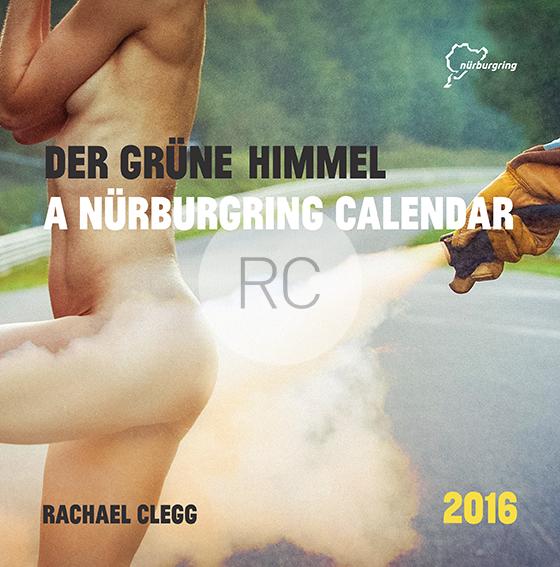 Image of Der grüne himmel - a Nürburgring Calendar