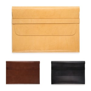 MacBook Pro Leather Envelope - Rothirsch Online Shop