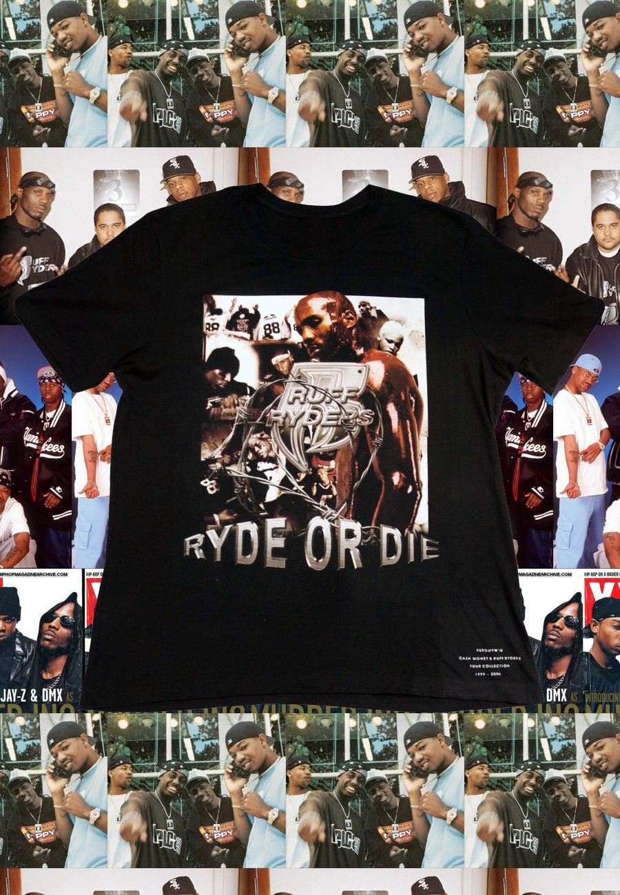 Image of 'Ryde Or Die' T-Shirt