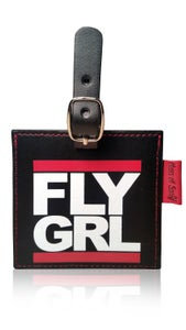 Image of FLY GRL: Luggage Tag