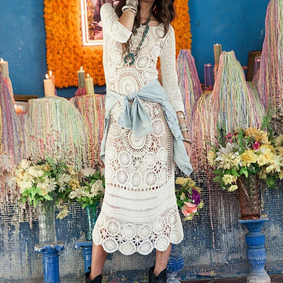 Image of Spell and the Gypsy dress