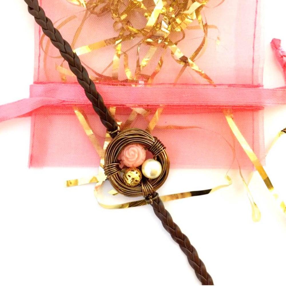 Image of Golden Nesting Bracelet