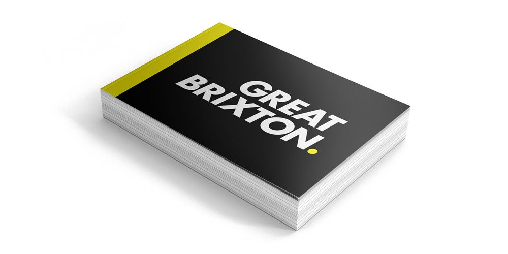 Image of Great Brixton Photobook