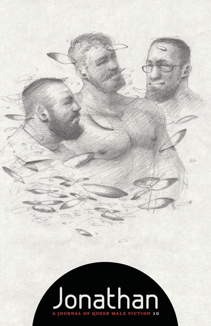 Image of Jonathan Issue 10: A Journal of Queer Male Fiction - LAST ALL MALE ISSUE
