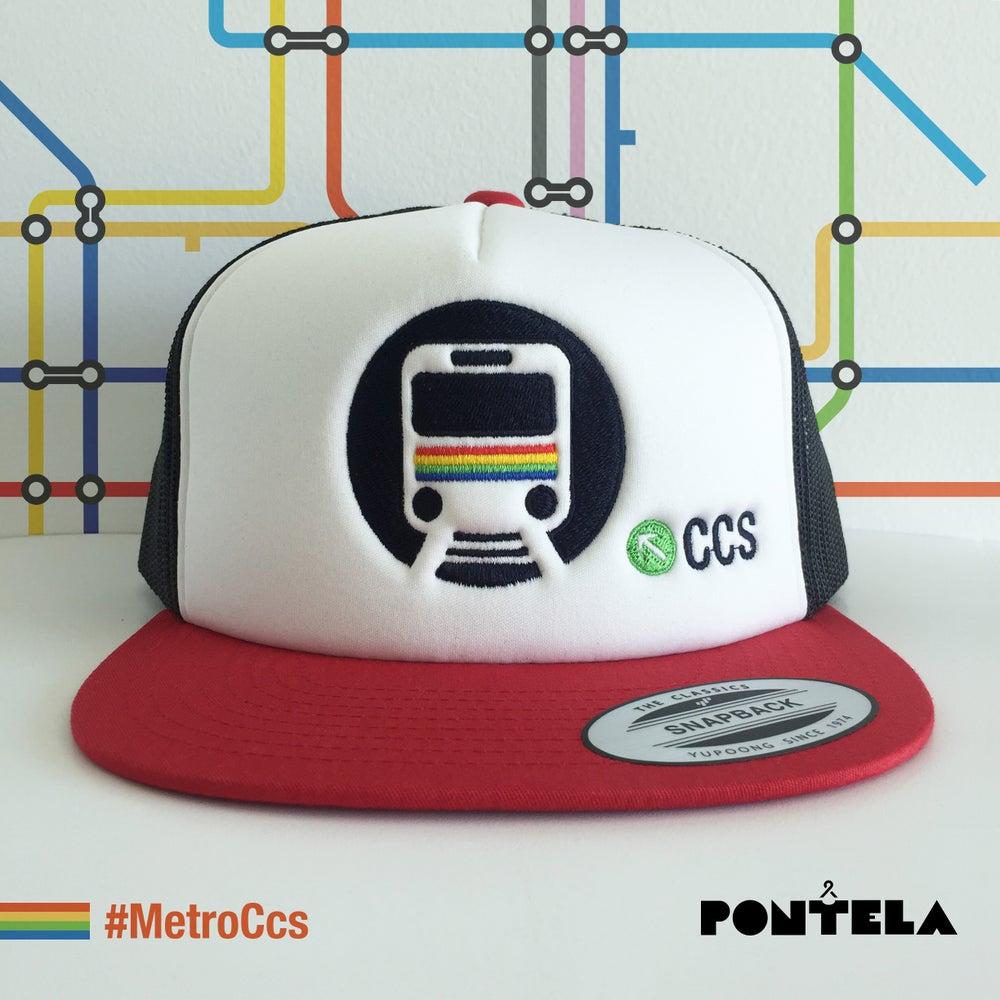 Image of El Metro Snapback