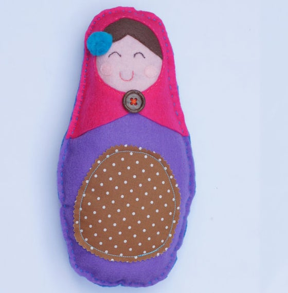 Image of Matryoshka Doll