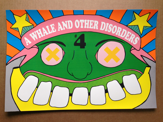 Image of A Whale and Other Disorders #4