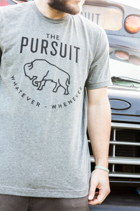 Image of Heather Grey T-Shirt