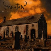 """Image of SARATAN """"The Cult Of Vermin"""" CD"""