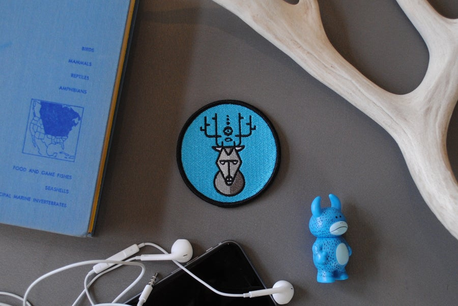 Image of Stag Patch