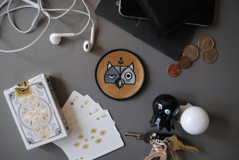 Image of Owl Patch