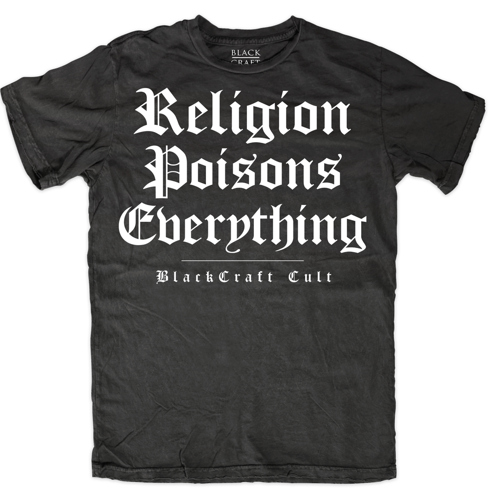 Image of Religion Poisons