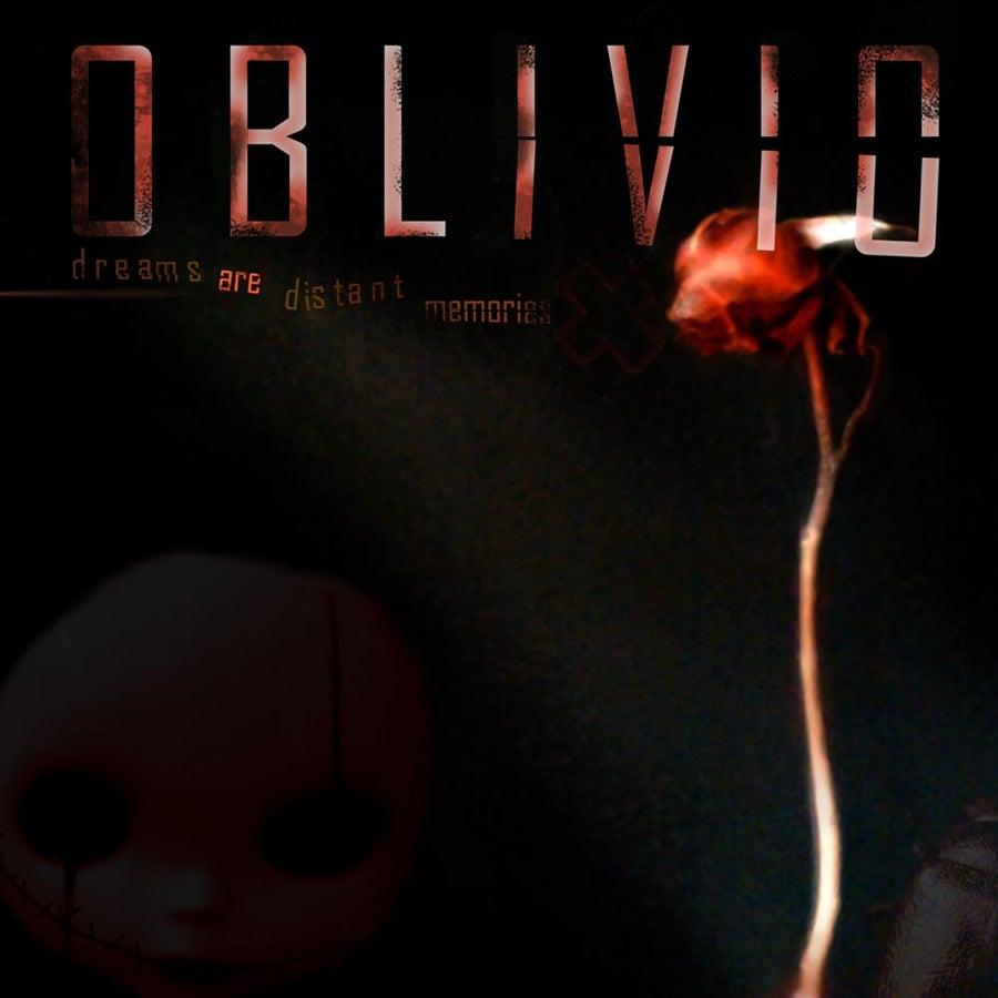 """Image of OBLIVIO """"Dreams Are Distant Memories"""" CD"""